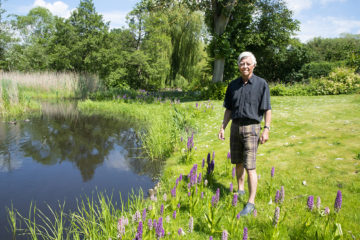 Åke i sin have