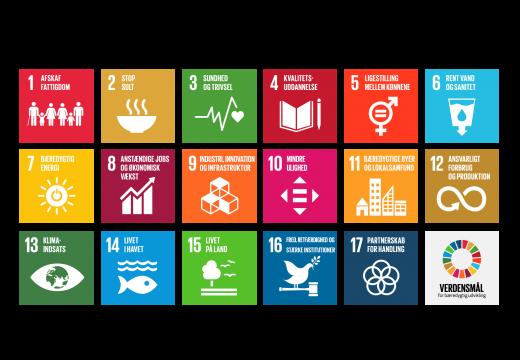 Gentofte sprinter for FN's 17 verdensmål